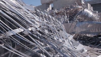Demo and Construction Scrap